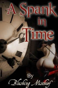 Cover Reveal - A Spank In Time